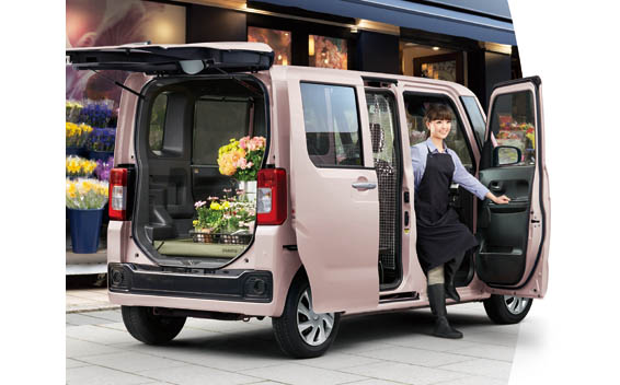Daihatsu Hijet Caddie 2