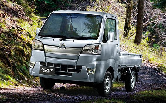Daihatsu Hijet Truck 1