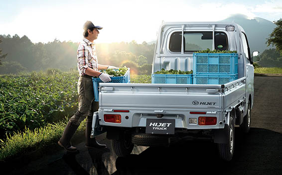 Daihatsu Hijet Truck 2