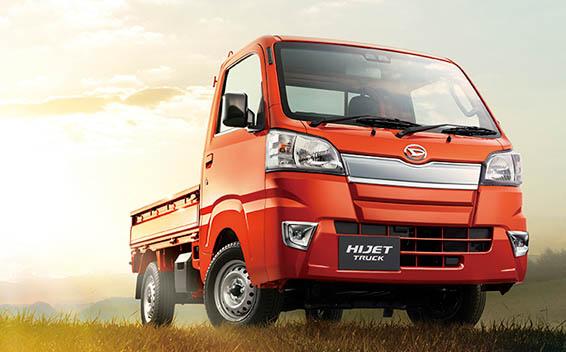 Daihatsu Hijet Truck 3