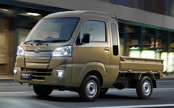Daihatsu Hijet Truck 4