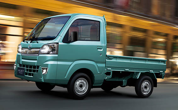 Daihatsu Hijet Truck 5