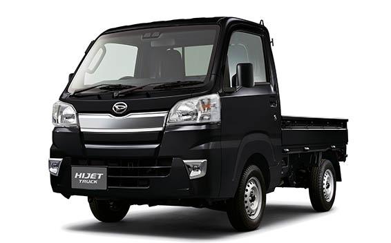 Daihatsu Hijet Truck 7