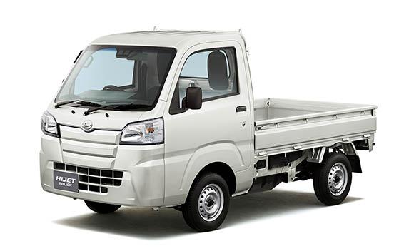 Daihatsu Hijet Truck 12