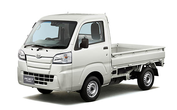 Daihatsu Hijet Truck 14