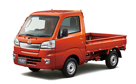 Daihatsu Hijet Truck 16