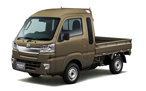 Daihatsu Hijet Truck 20