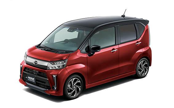 Daihatsu Move Custom 6