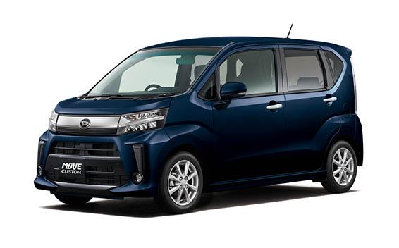 Daihatsu Move Custom 9