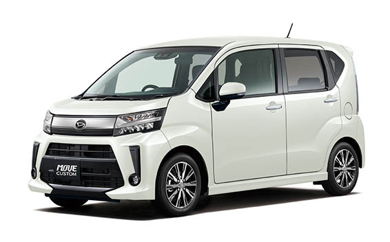 Daihatsu Move Custom 12