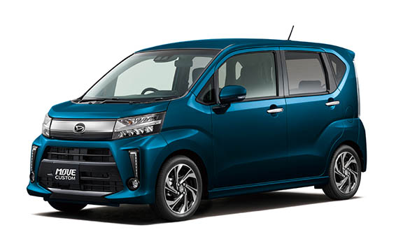Daihatsu Move Custom 15