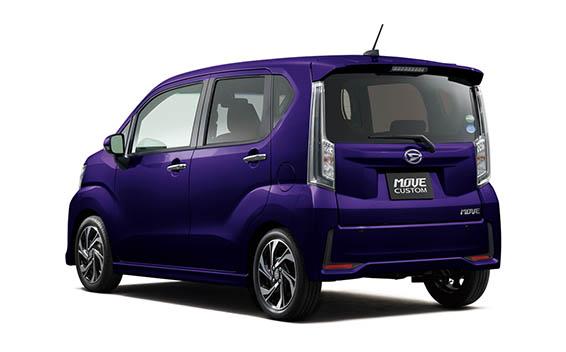 Daihatsu Move Custom 16