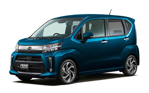 Daihatsu Move Custom 20