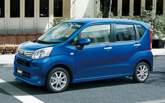 Daihatsu Move 5