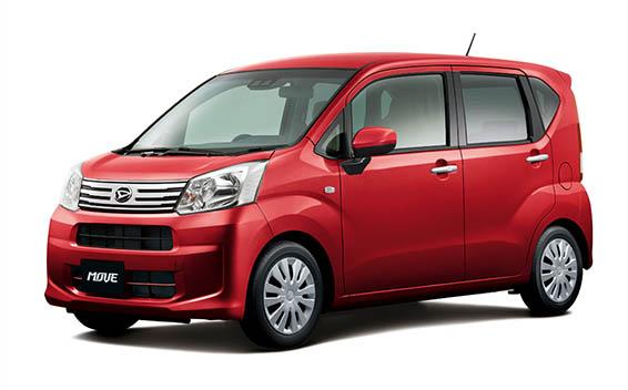 Daihatsu Move 9