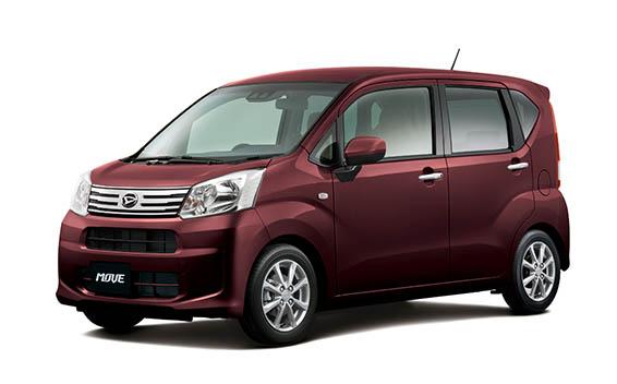 Daihatsu Move 12