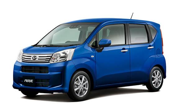 Daihatsu Move 16