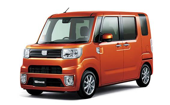 Daihatsu WAKE 7