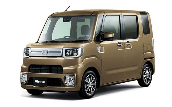 Daihatsu WAKE 8