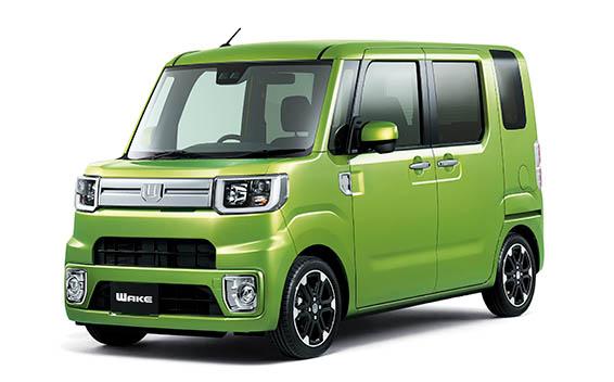 Daihatsu WAKE 11