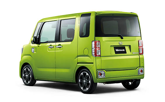 Daihatsu WAKE 12