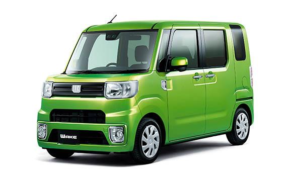 Daihatsu WAKE 17