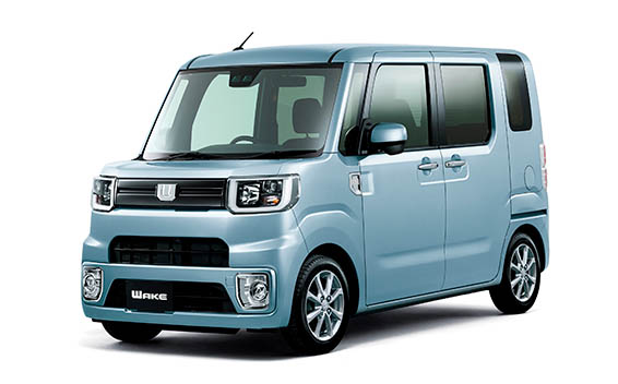 Daihatsu WAKE 18