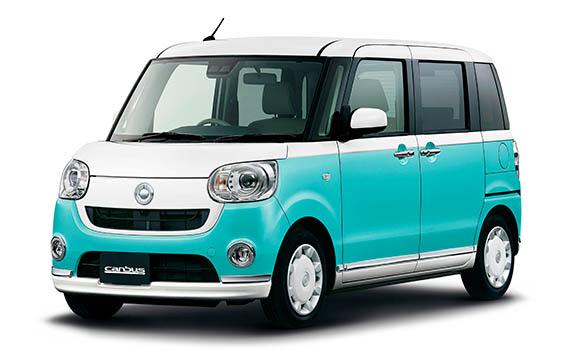Daihatsu Move Canbus 1