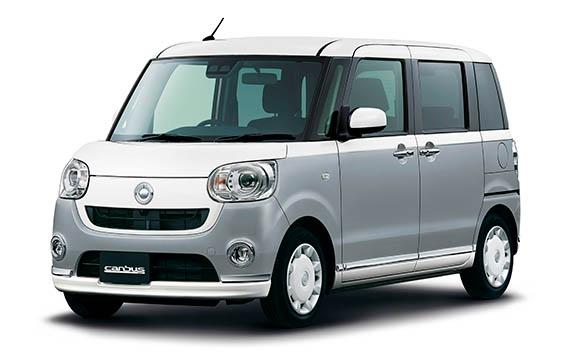 Daihatsu Move Canbus 5