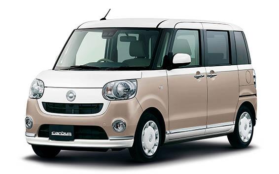 Daihatsu Move Canbus 11