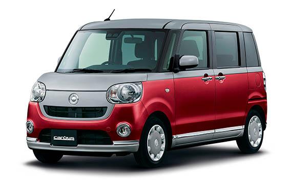 Daihatsu Move Canbus 14