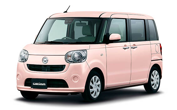 Daihatsu Move Canbus 17