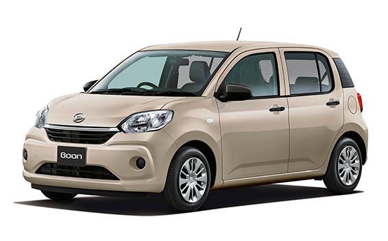 Daihatsu Boon 15
