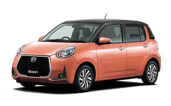 Daihatsu Boon 35