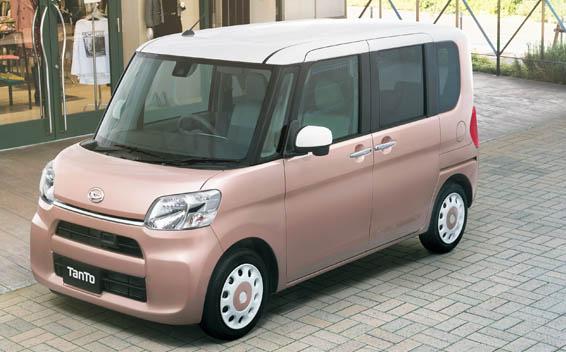 Daihatsu Tanto 1