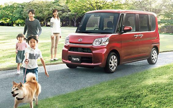 Daihatsu Tanto 3