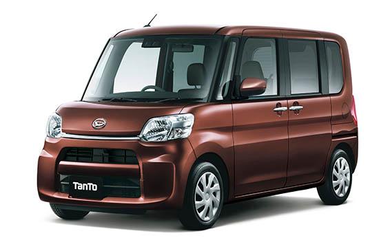 Daihatsu Tanto 6