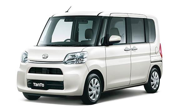 Daihatsu Tanto 7