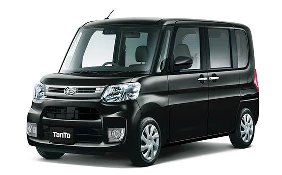 Daihatsu Tanto 9