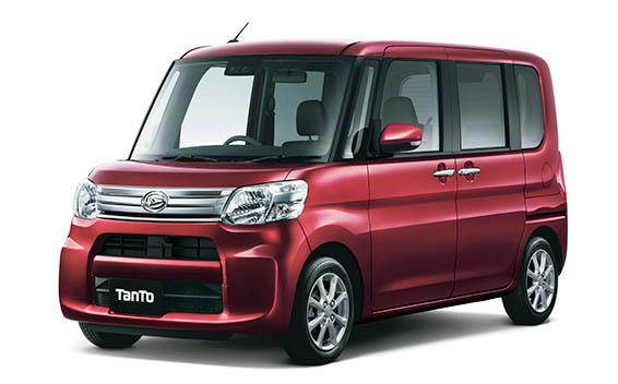 Daihatsu Tanto 10
