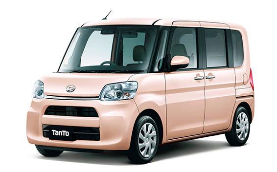 Daihatsu Tanto 17
