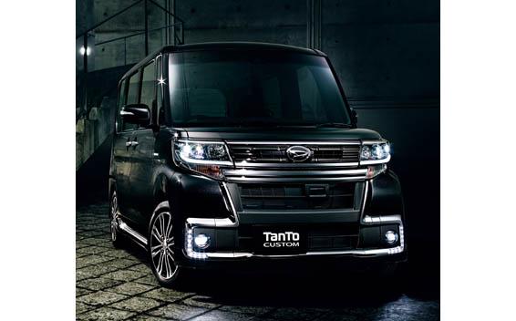 Daihatsu Tanto Custom 3