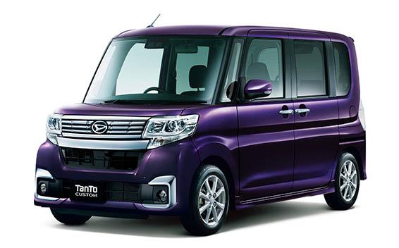 Daihatsu Tanto Custom 6