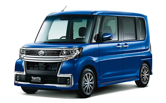Daihatsu Tanto Custom 7