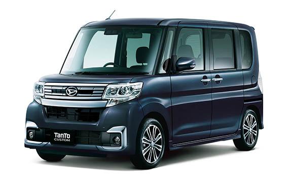 Daihatsu Tanto Custom 8