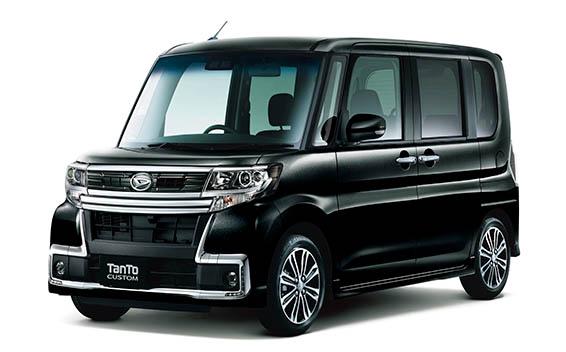 Daihatsu Tanto Custom 9