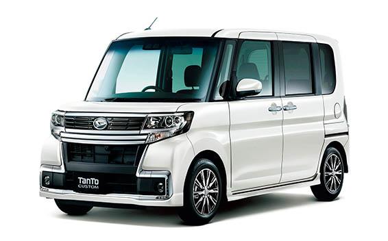 Daihatsu Tanto Custom 14
