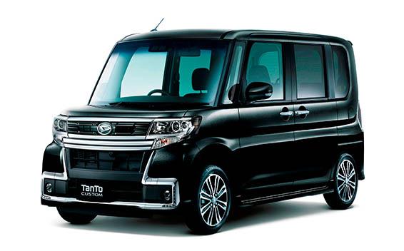 Daihatsu Tanto Custom 15