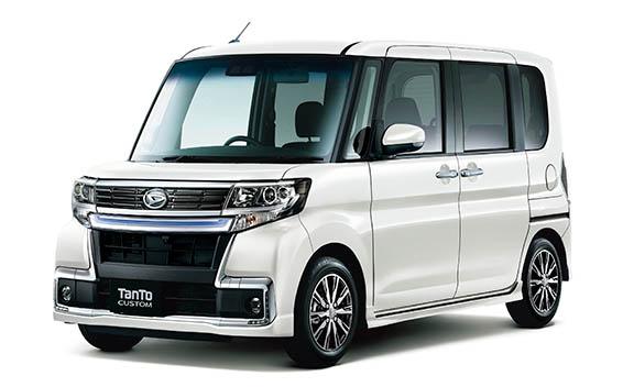 Daihatsu Tanto Custom 16