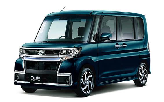 Daihatsu Tanto Custom 19